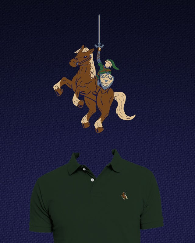 Link to the Polo by GyleDesigns on Threadless