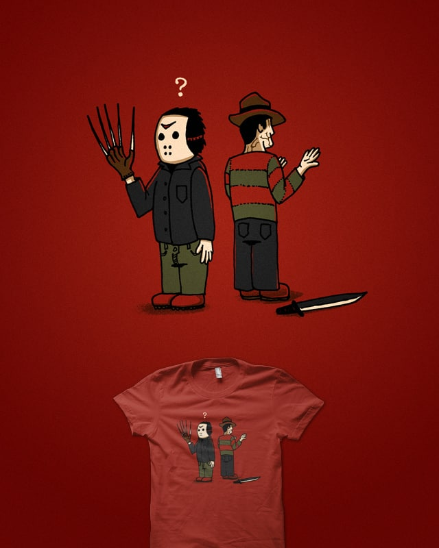 Freaky Friday! by deep space monkey on Threadless