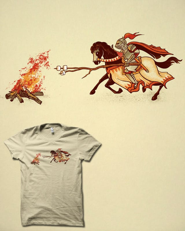 Marshmallow Joust by biotwist on Threadless