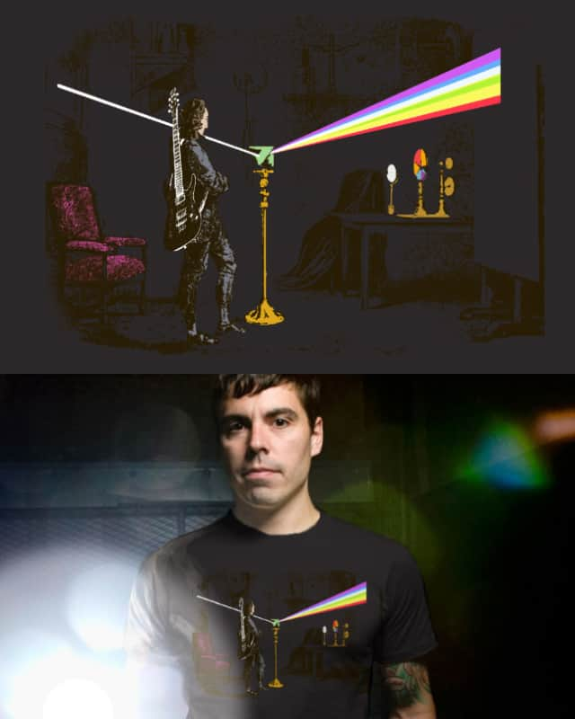 The Dark Side of Newton by opifan64 on Threadless