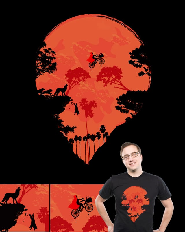 Escape from Death Valley by Zen Studio on Threadless
