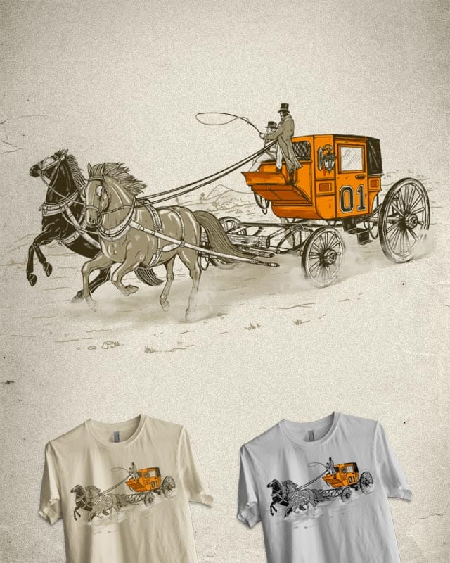 The Grand Dukes of Von Hazzard by MadKobra on Threadless