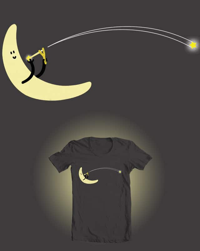 Star Shooter by Evan_Luza on Threadless