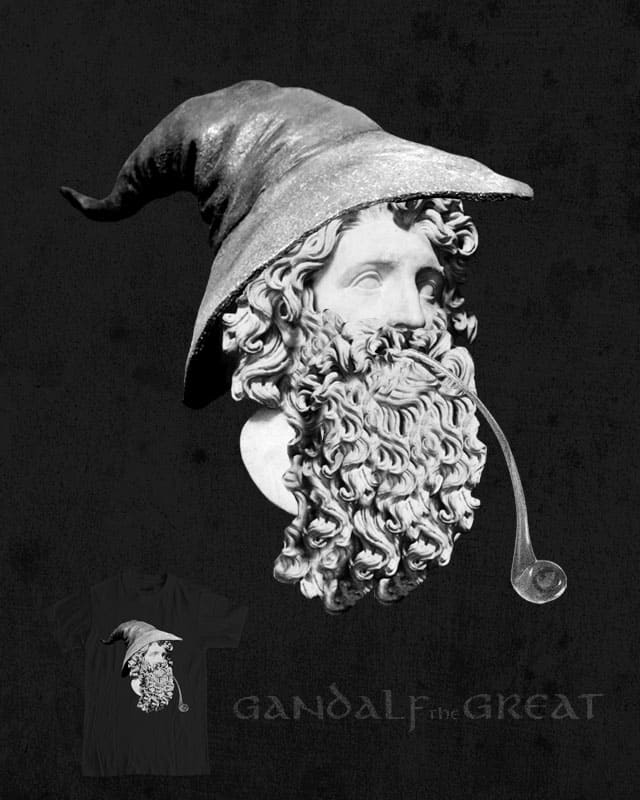 Gandalf the Great by jerbing33 on Threadless