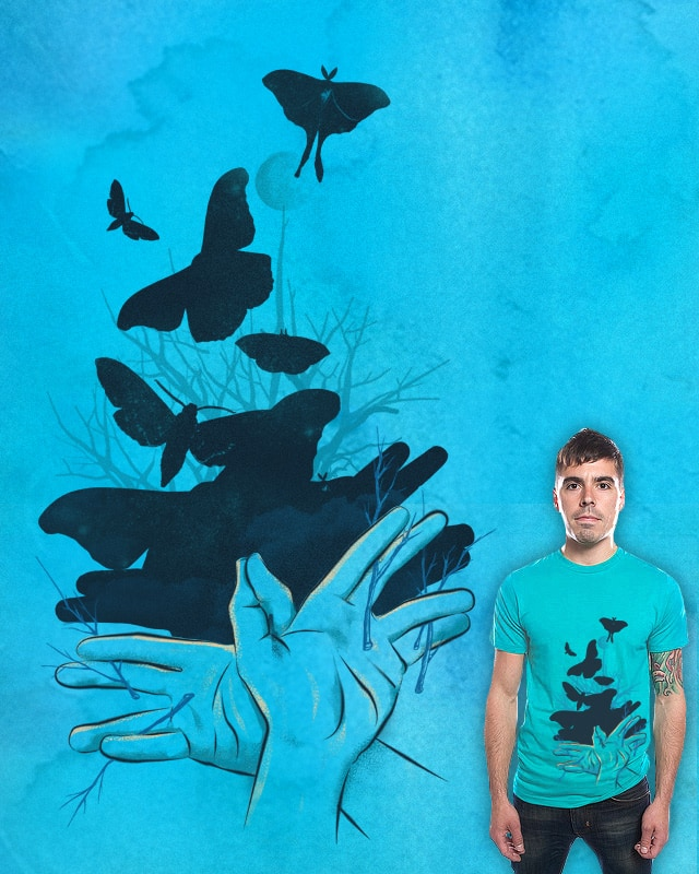 Shadow Play by Kyle Cobban on Threadless
