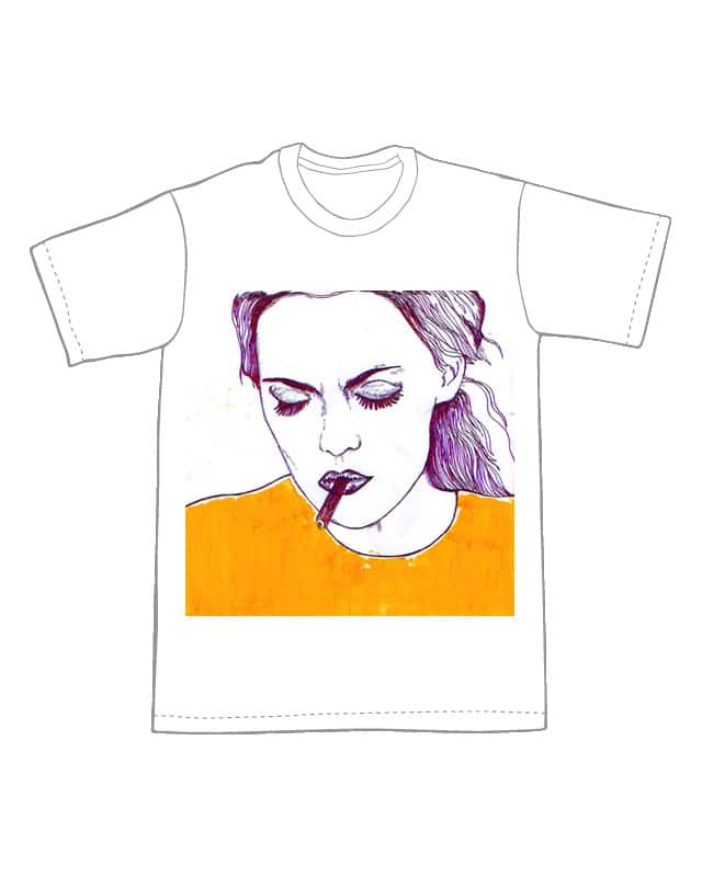 Vanessa by lornaleigh on Threadless