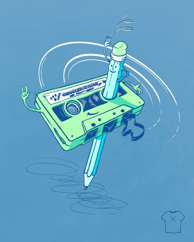 Dance Tape by Anything Goes on Threadless