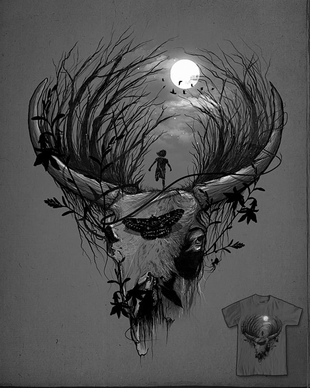 Night Escape by nicebleed on Threadless