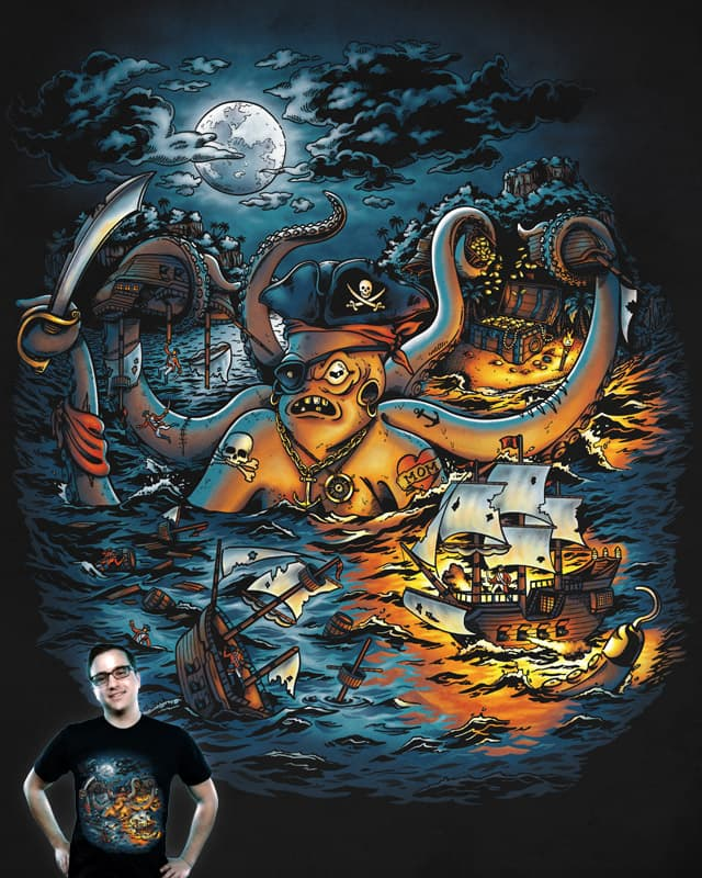 Out Arrr...med by cpdesign on Threadless