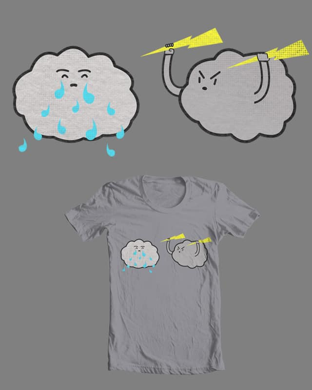 Origin Of Storms by Evan_Luza on Threadless