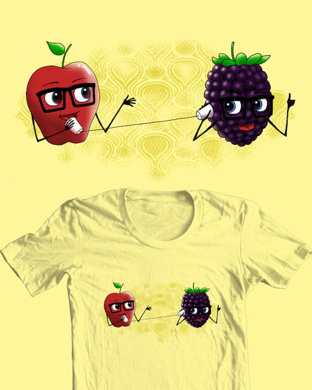 smart fruits by rejagalu on Threadless