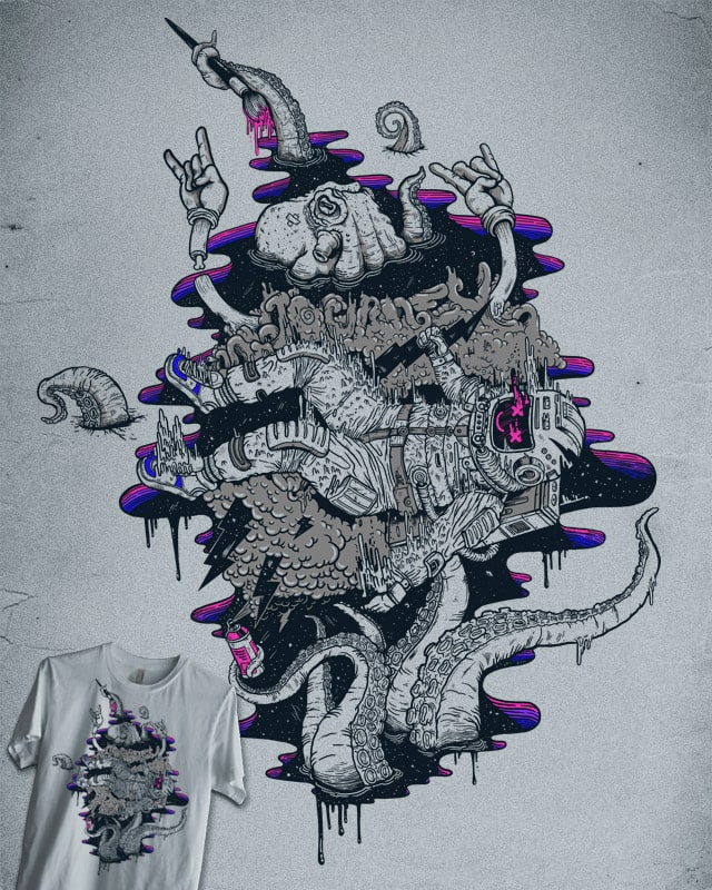 Liquid Journey by MadKobra on Threadless