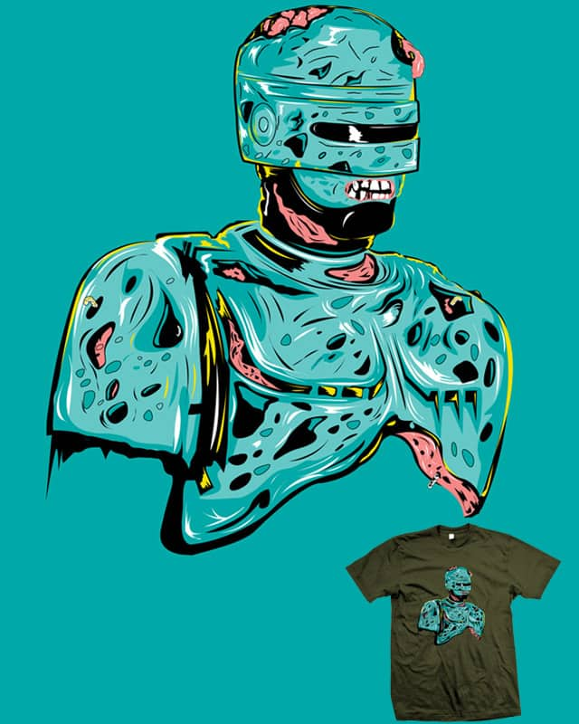robocorpse by mainial on Threadless