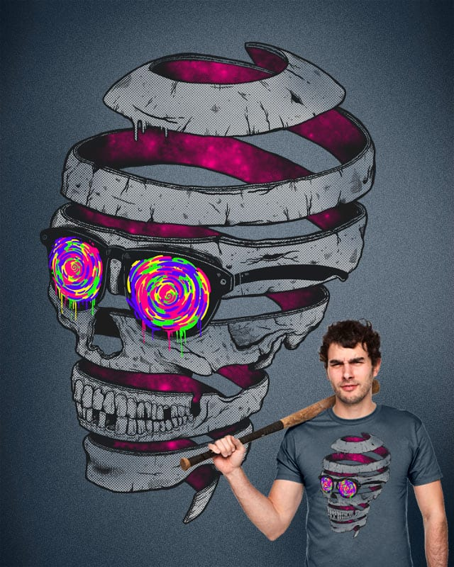 Life is a wonderful color by MadKobra on Threadless