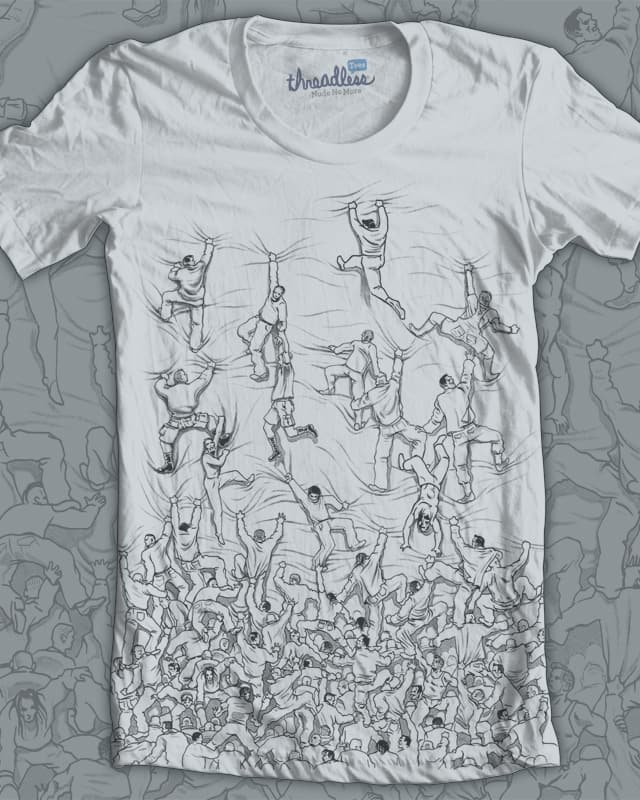 King of the Tee by RicoMambo on Threadless
