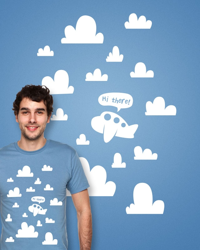 Hi there! by jutasig on Threadless