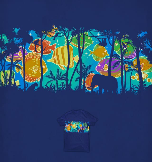 Rainfishorest by ben chen on Threadless