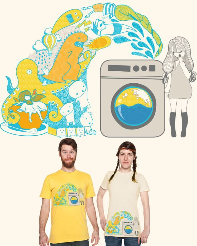 Imagination gone wild by Ooi_D on Threadless