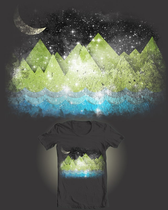 Dream Vision by Evan_Luza on Threadless