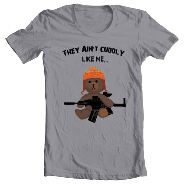Cuddly Jayne by reddesilets on Threadless