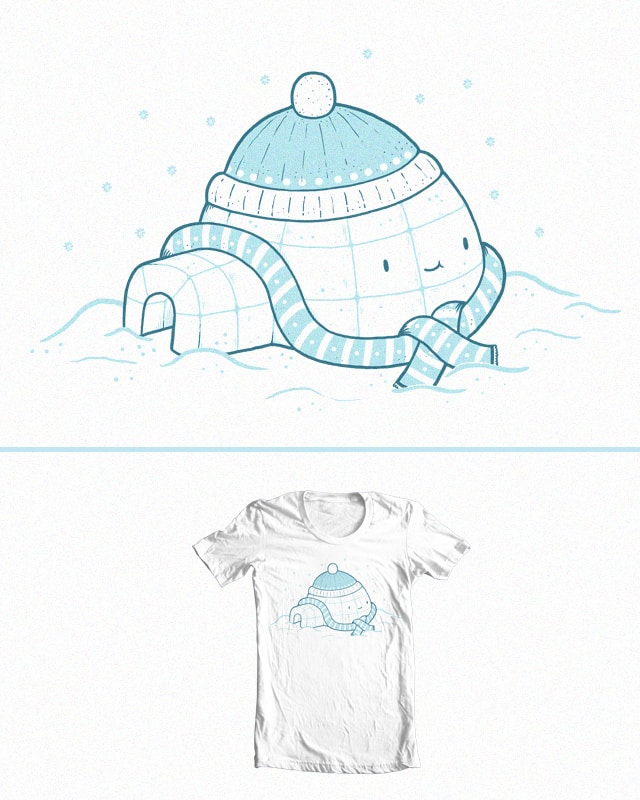 Cold winters by randyotter3000 on Threadless