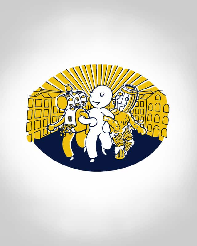 Out on the Town by germstodd on Threadless