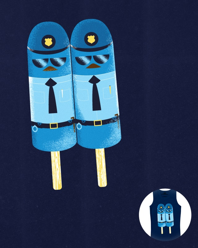 Copsicle by band-it on Threadless