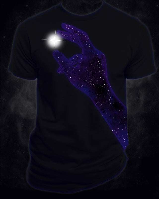 Reach For The Stars by electric_method on Threadless