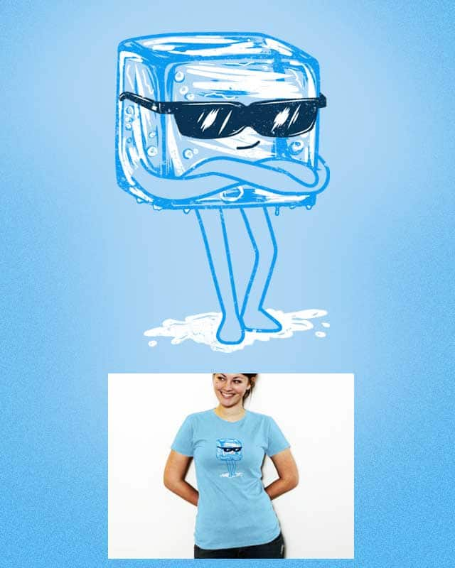 Cool As Always by eQuivalent on Threadless