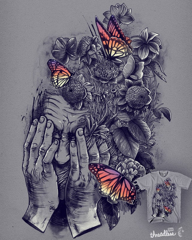 'Pollination' by dzeri29 on Threadless