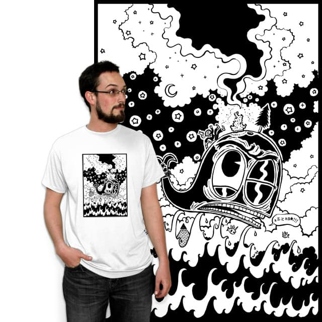 Woke Whale by wfismer on Threadless