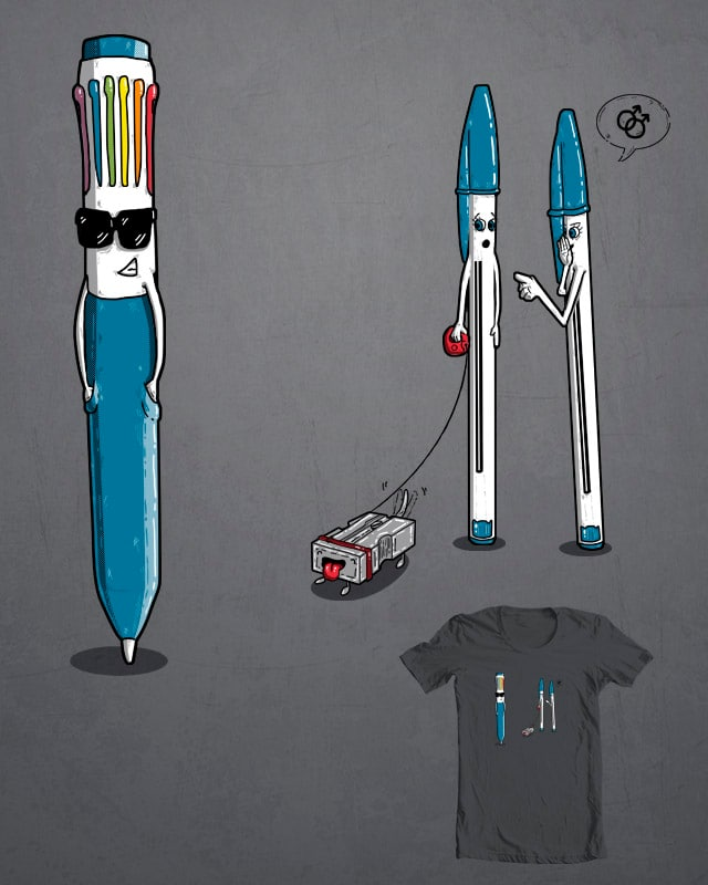 pens sexuality by Wirdou on Threadless
