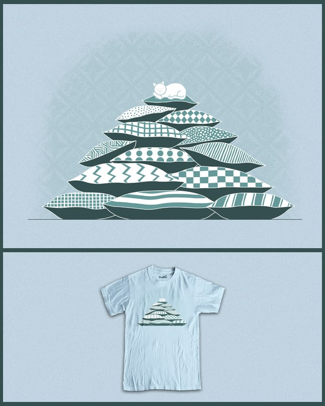 The Pillows That I've Dreamt On by TeoZ on Threadless