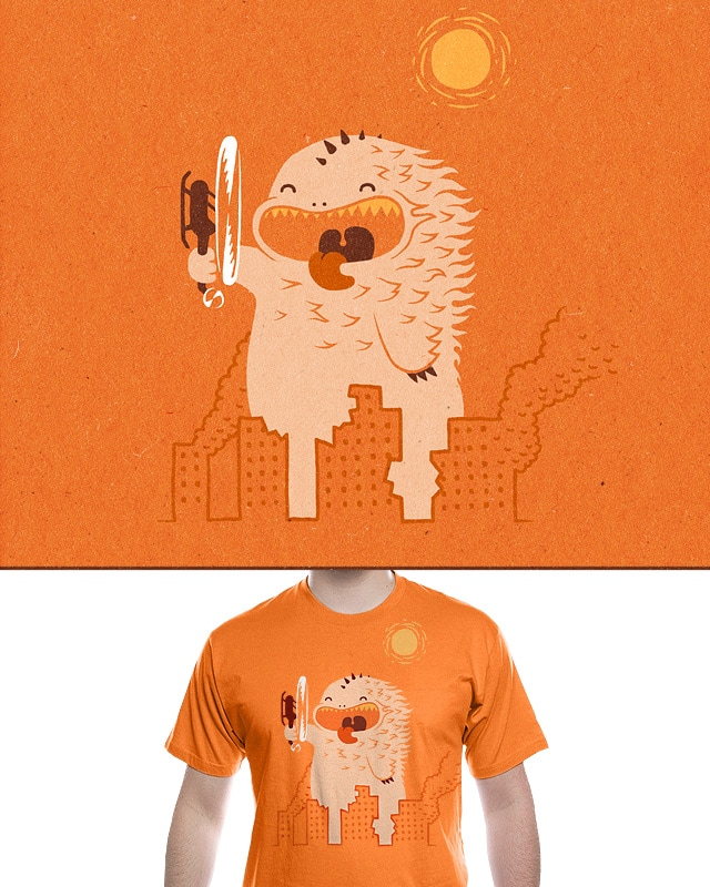 Hot Day by jameses.x on Threadless