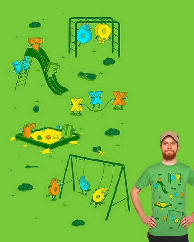 Playtime Is Over by FRICKINAWESOME on Threadless