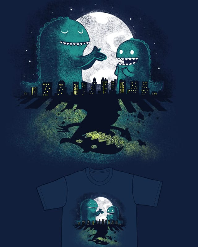 Shadow Play by queenmob on Threadless