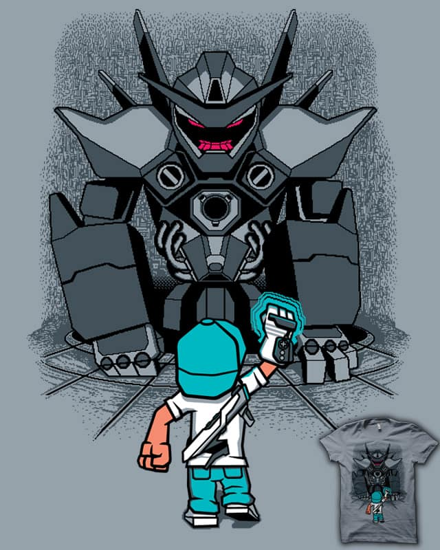 Epic Last Fight by MEKAZOO on Threadless