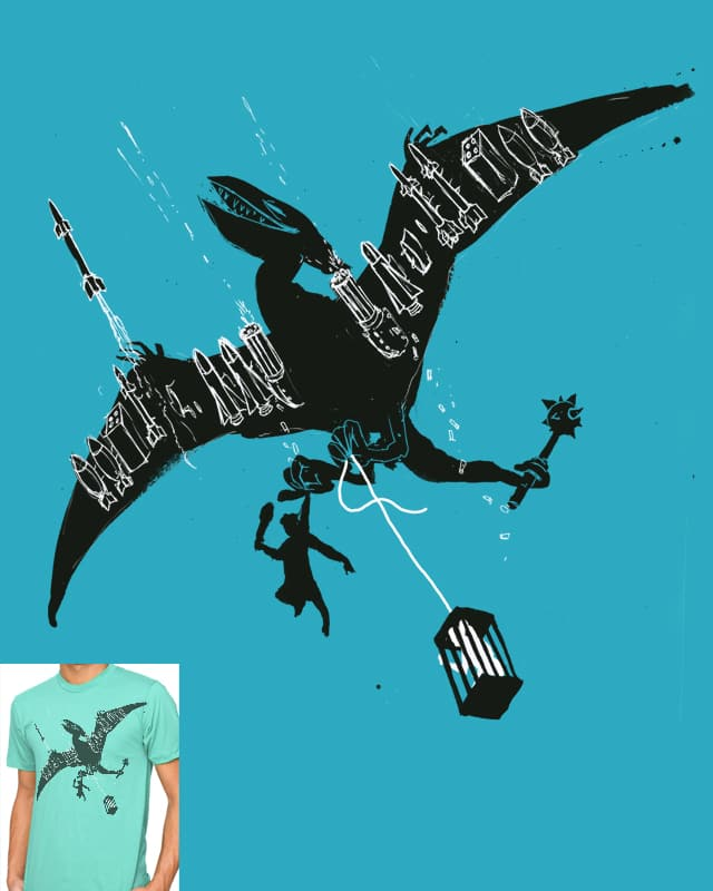 Terrordactyl by danrule on Threadless