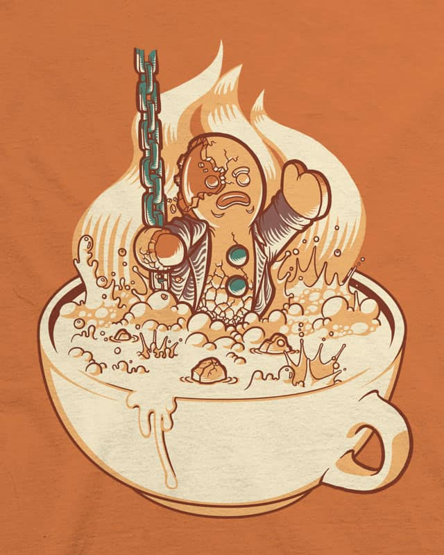 Sayonara Gingy by Harzack on Threadless