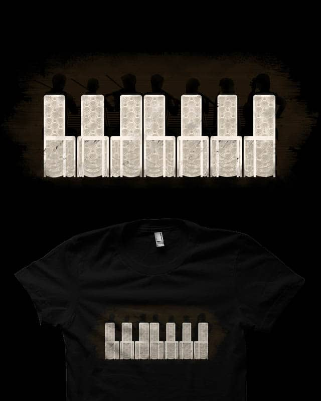 Piano Concerto by rejagalu on Threadless