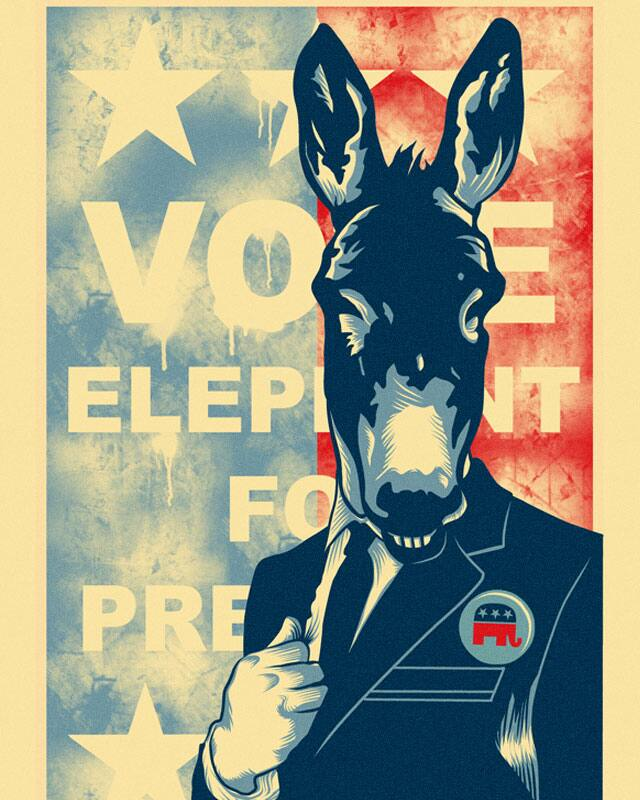 Vote! by kooky love on Threadless