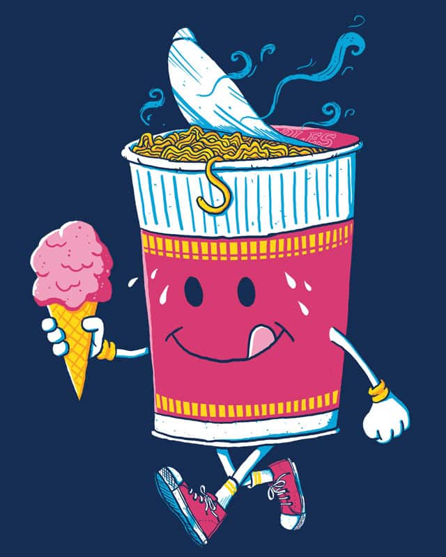 Instant Refreshment by alanis on Threadless
