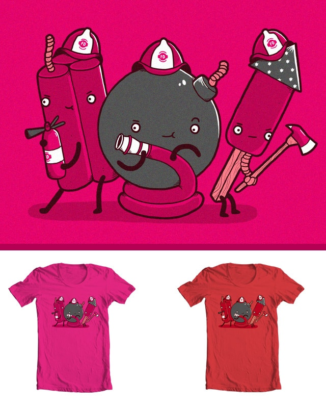 New Recruits by randyotter3000 on Threadless