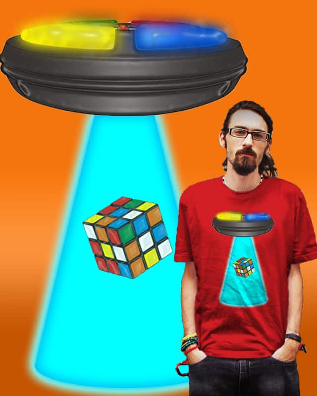 80's abduction by anderdog on Threadless