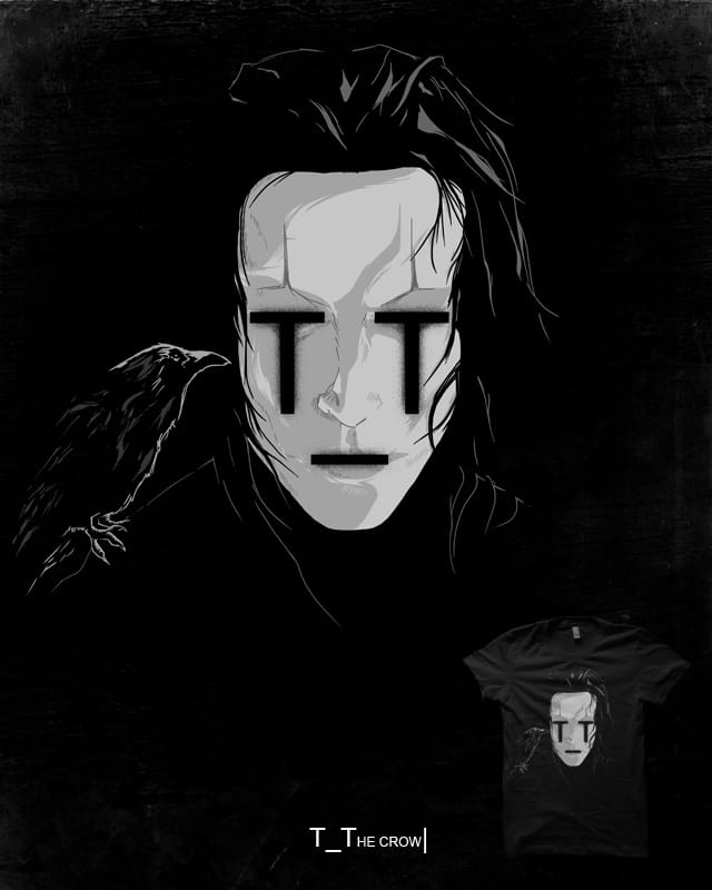 T_The Crow by SKYLINR on Threadless