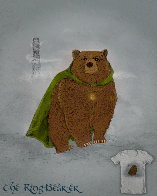 The Ring-Bear-er by ClariceC on Threadless