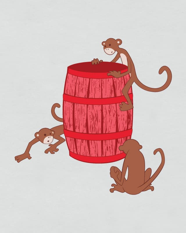 Barrel Of Mystery by kylewalters on Threadless