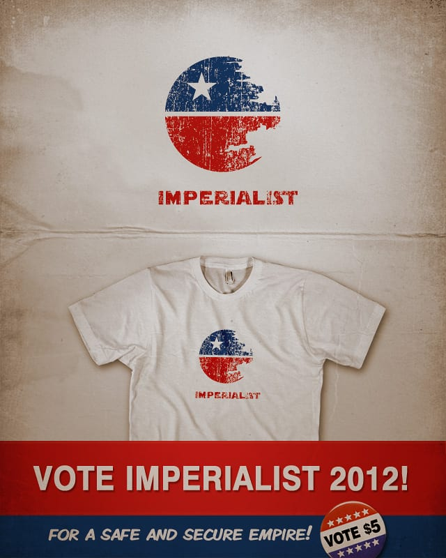 Vote Imperial by Winter the artist on Threadless