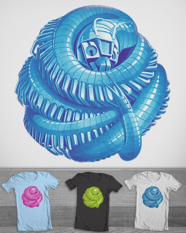 Killipede by jason.solo on Threadless