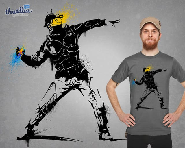 Generation 117 by Melee_Ninja on Threadless